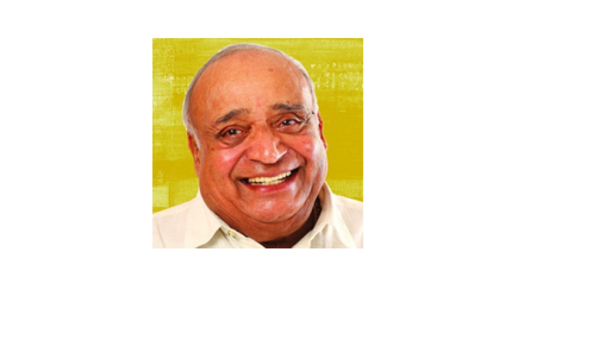 Shailesh Gupta condoles the death of M.P. Veerendra Kumar