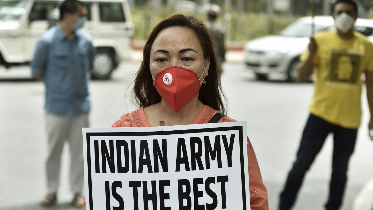 Ten Indian soldiers, including four officers are back in units