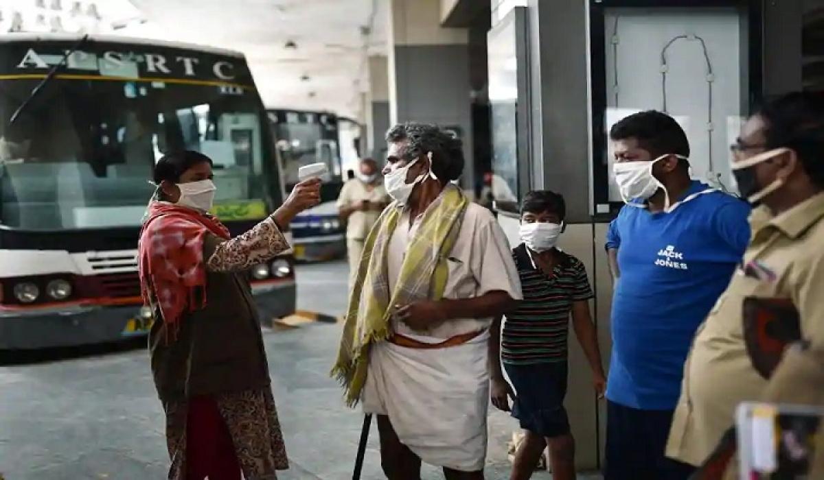 Andhra Secretariat staffer tests positive, 2 blocks shut