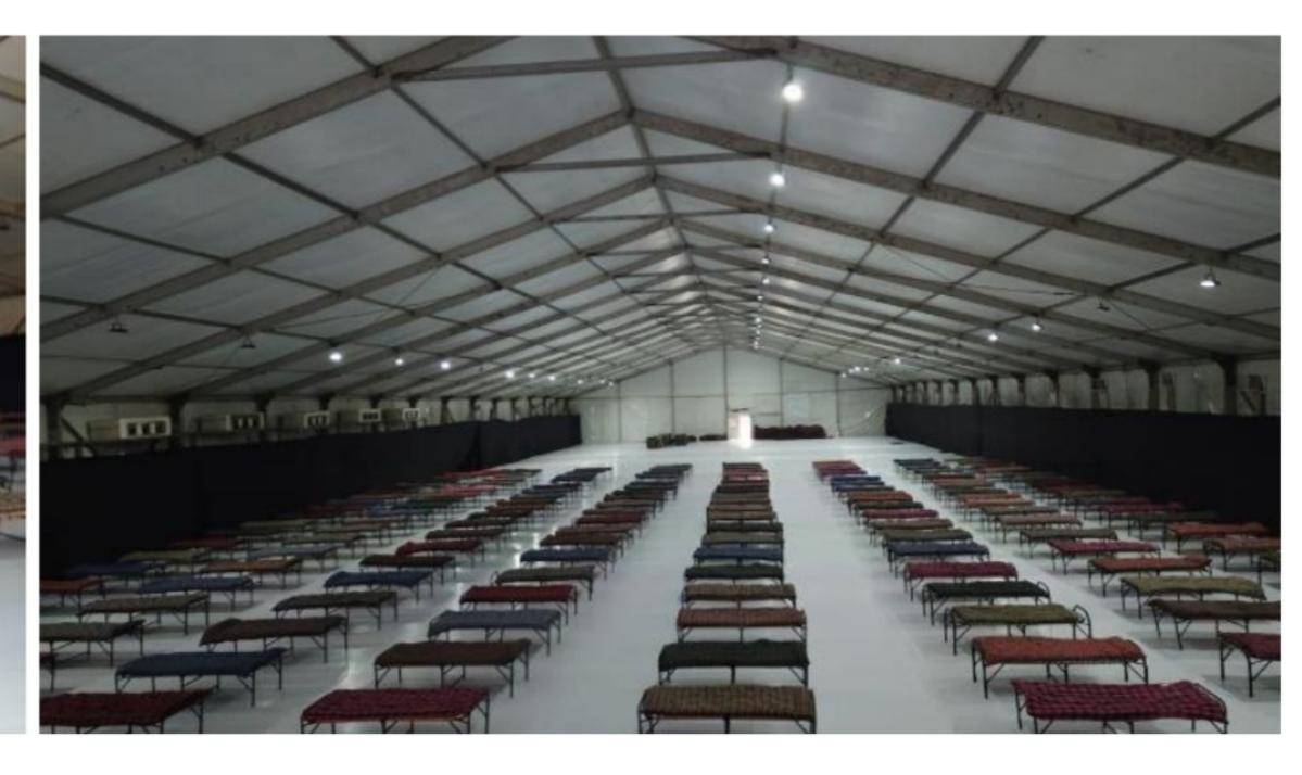 Mumbai developer sets up 600-bed COVID care centre at Mahalaxmi racecourse