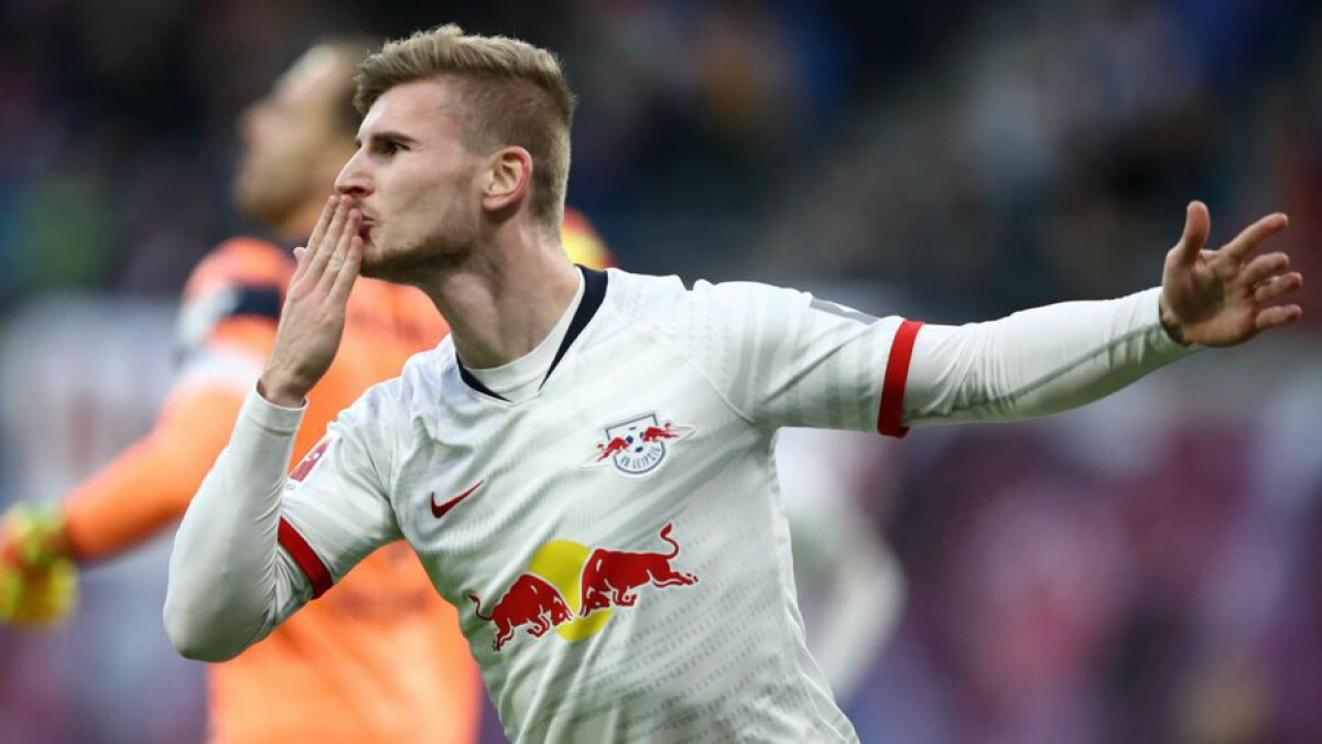 Chelsea sign German striker Timo Werner from RB Leipzig