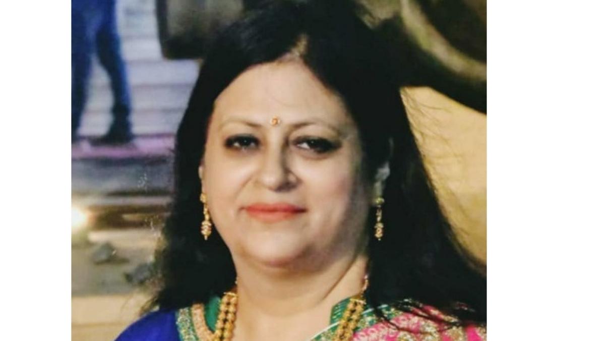 WRWWO President Tanuja Kansal motivates women employees to practice yoga in their daily lives