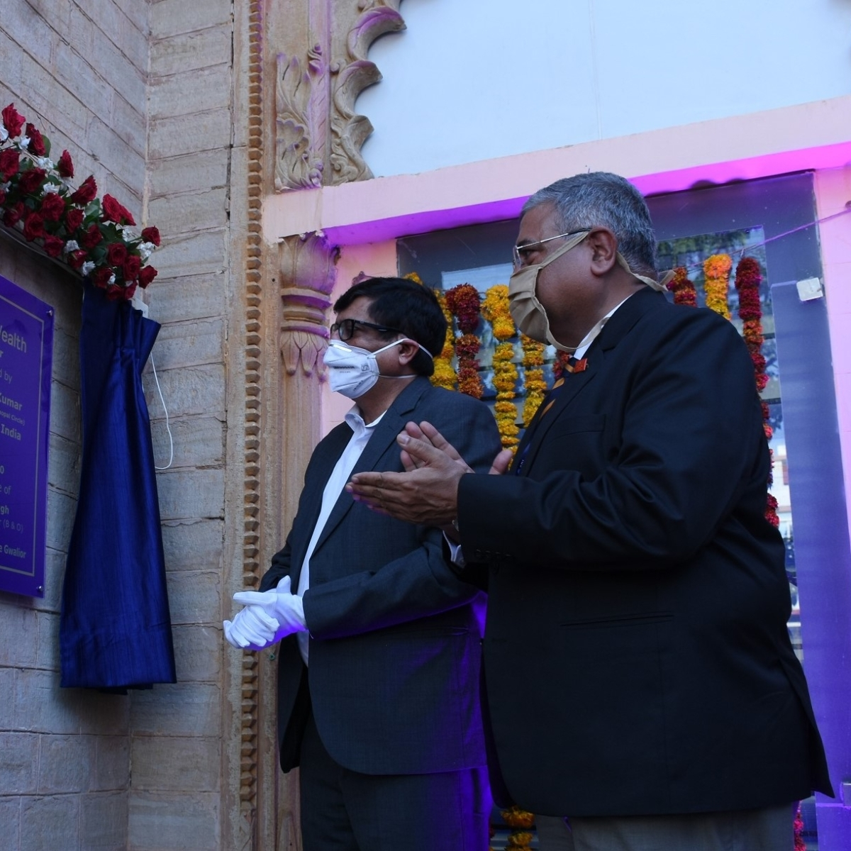 SBI opens its Wealth Hub in Gwalior