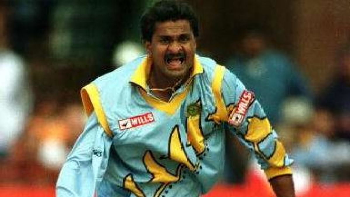 When India's lone wolf Javagal Srinath was left out of attack