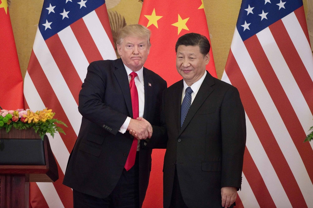 Donald Trump says US-China trade deal is 'fully intact'