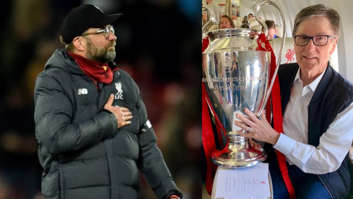 'Historic club making history once again': Liverpool owner John Henry hails club's Premier League title triumph