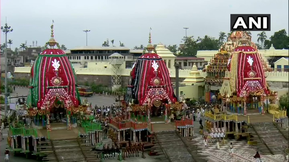 Ahead of Rath Yatra, 1143 servitors tested for COVID, only one positive