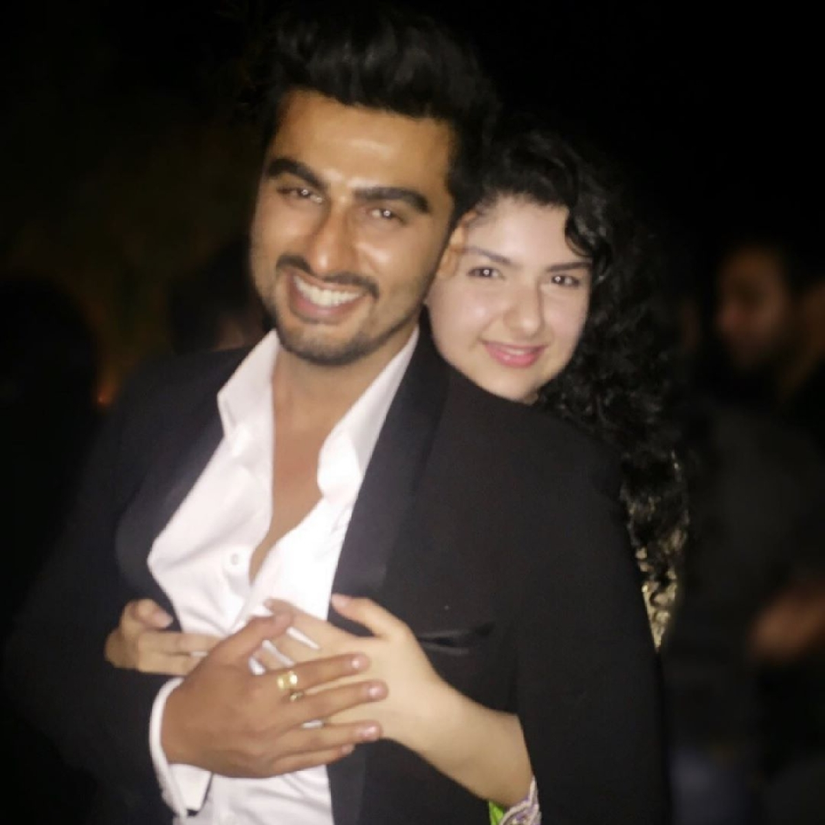 Anshula's heartwarming birthday note for Arjun Kapoor once again proves they're 'sibling goals'