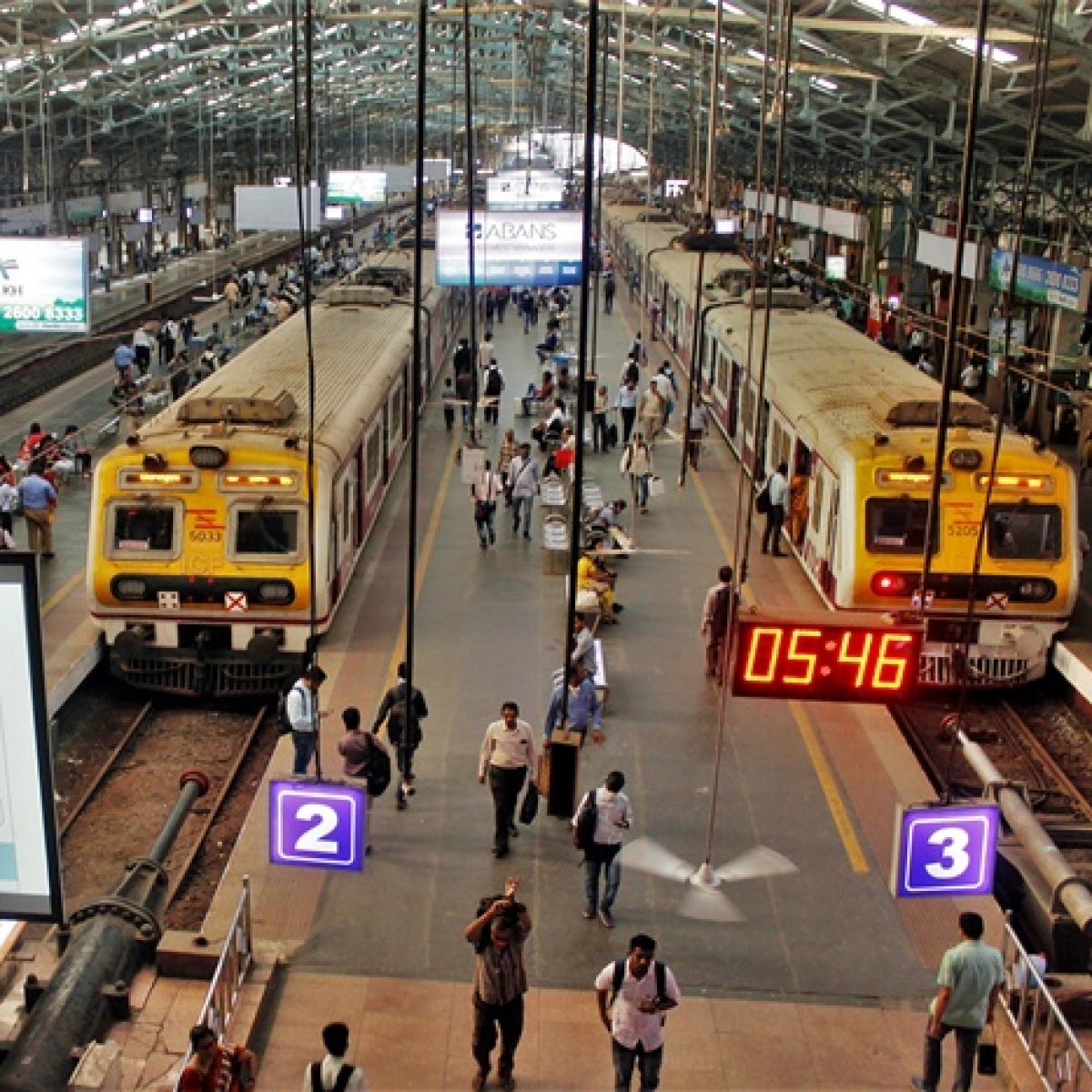 Mumbai: Central Railway prepared to start local trains, waiting for govt guidelines