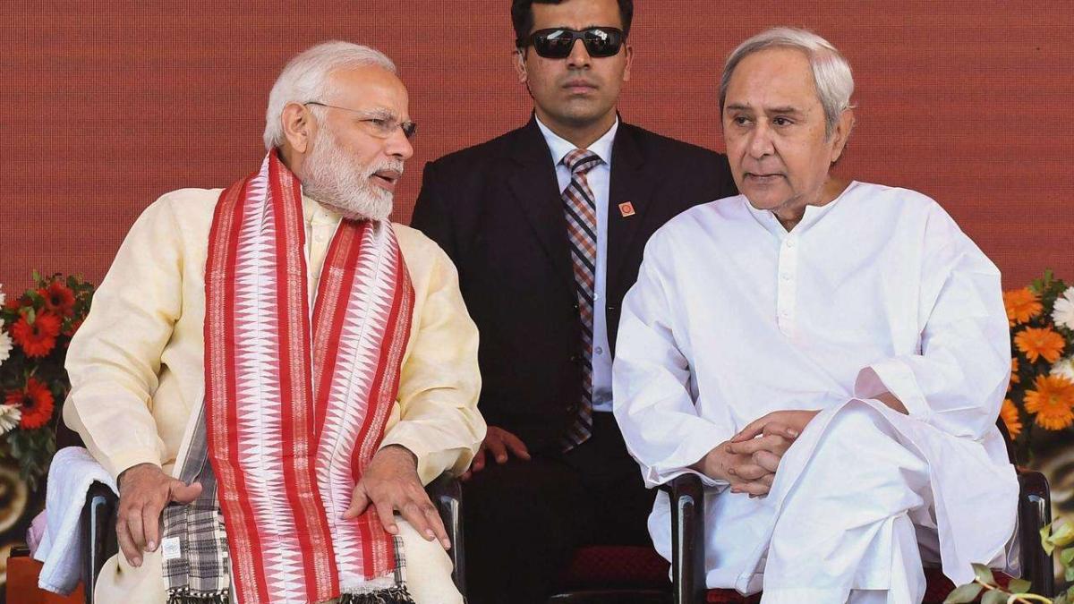 PM Modi and Naveen Patnaik