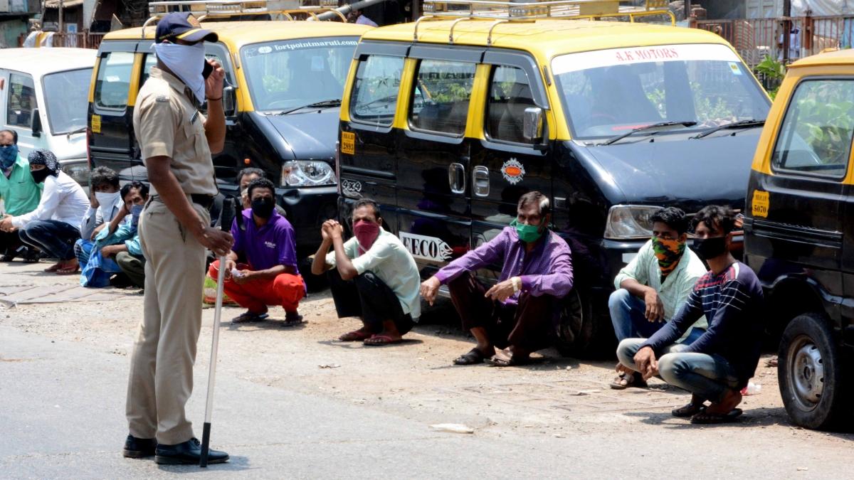 Over 1.6 lakh cases of lockdown violations registered in Maharashtra