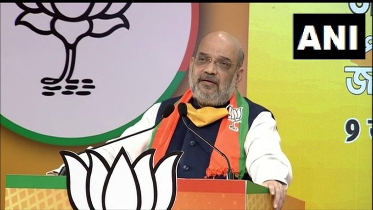 Amit Shah slams Mamata Banerjee, says Bengal only state in India where culture of political violence is flourishing
