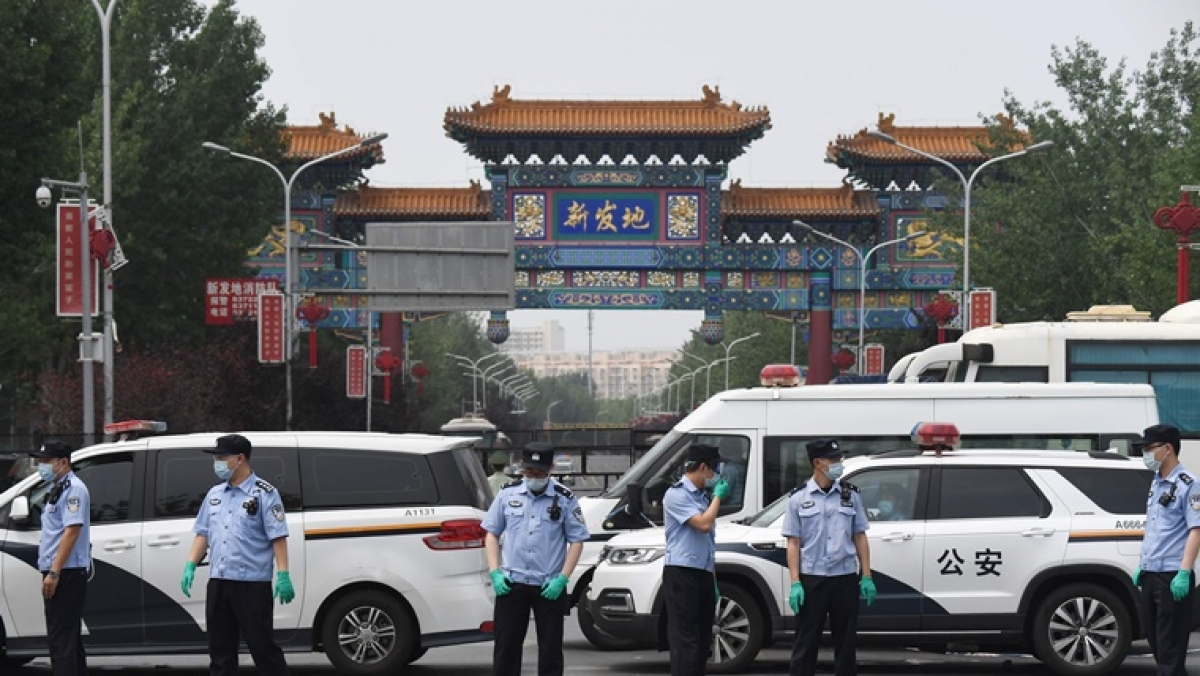 Second outbreak? China say 45 people tested positive at Beijing wholesale food market