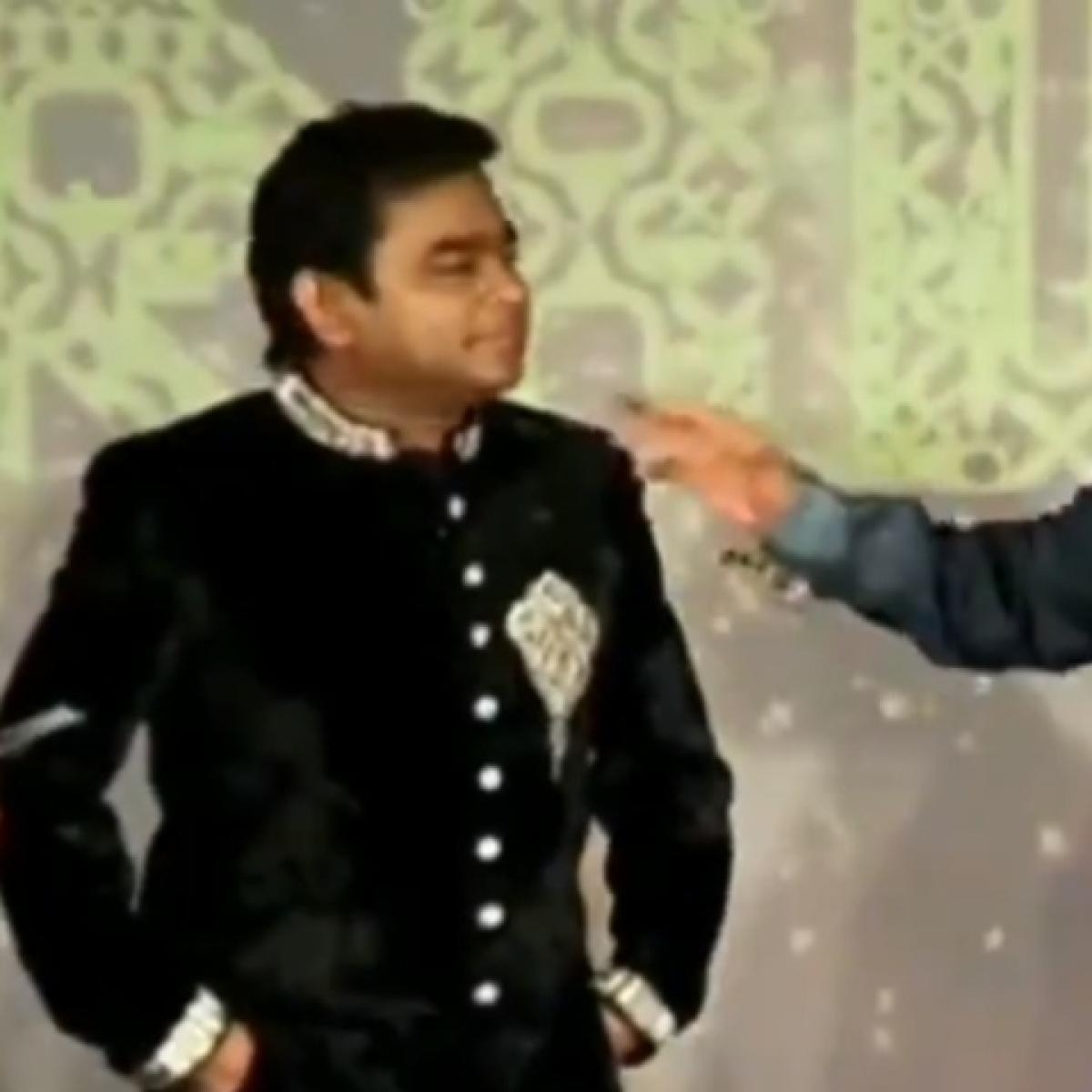 Savage: When AR Rahman clapped back at Salman Khan for calling him 'average'