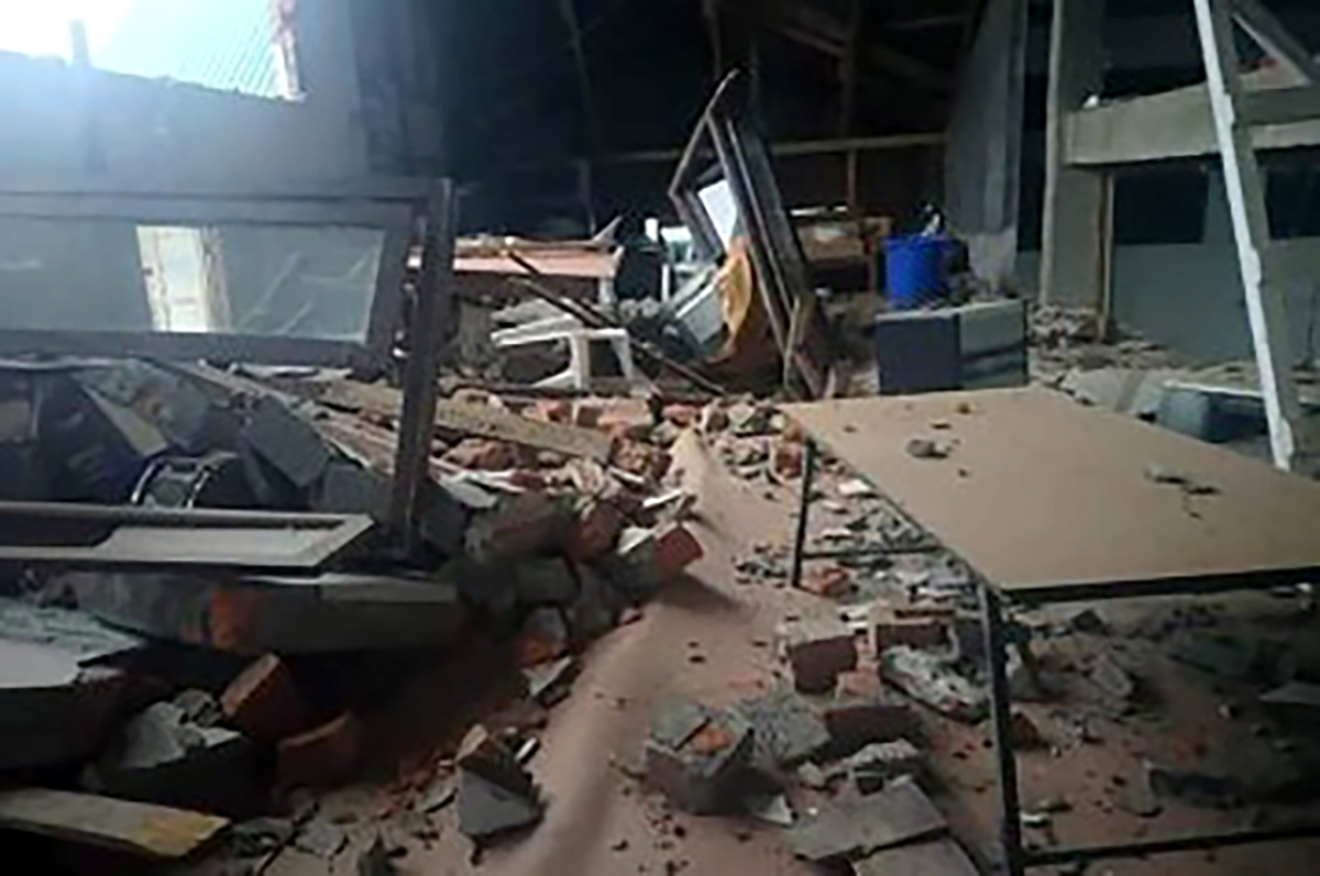 Two earthquakes rock Mizoram within 12 hrs: PM Modi promises support after the quake