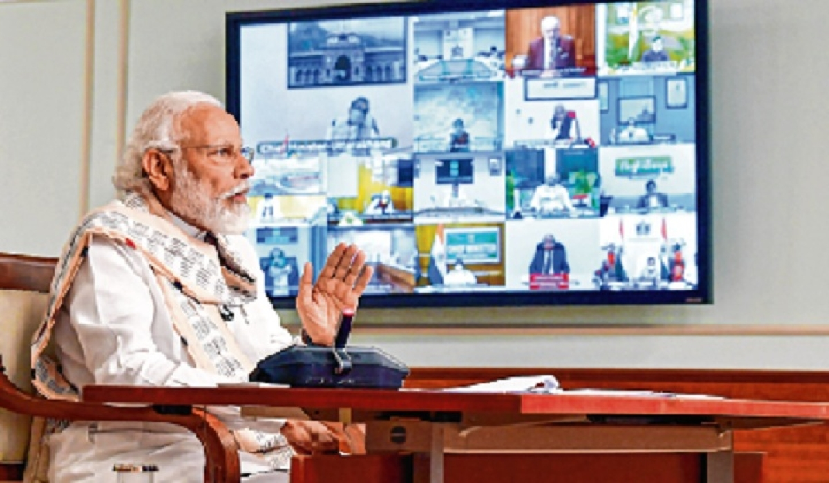 PM stress on life, livelihood