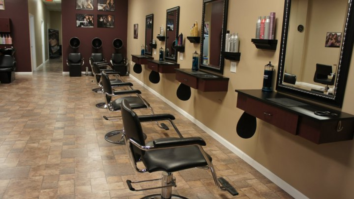 HAIR WE GO: Come Sunday and you can work on your six-pack and get those tresses trimmed