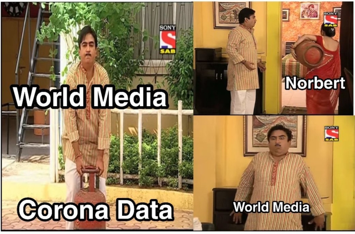 FPJ Fun Corner: Best WhatsApp memes and jokes to lighten your mood amid COVID-19 on June 1, 2020