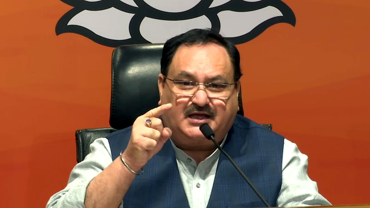 JP Nadda asks 10 'burning questions' which the nation wants Sonia Gandhi and Congress party to answer