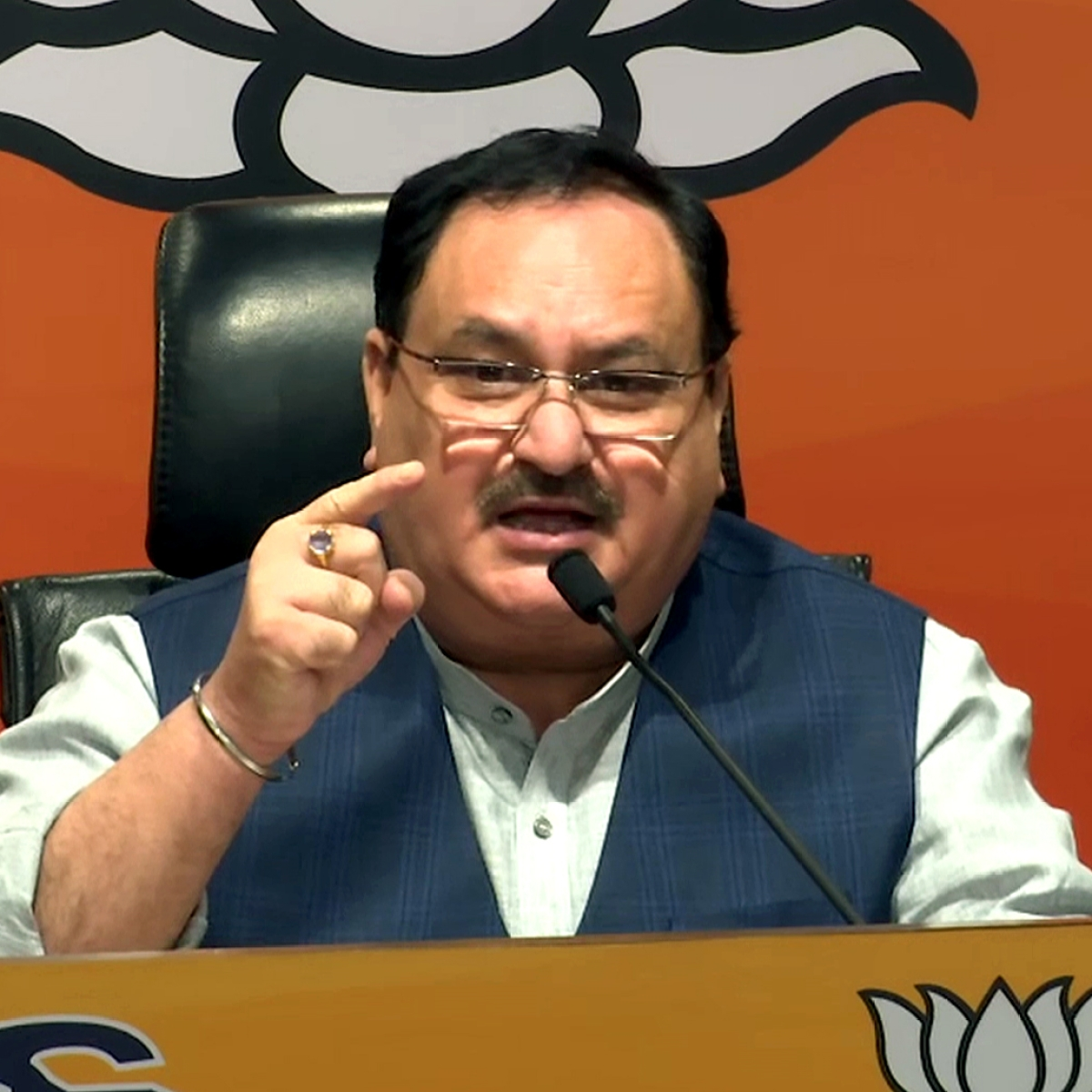 BJP chief JP Nadda to form his new team this week