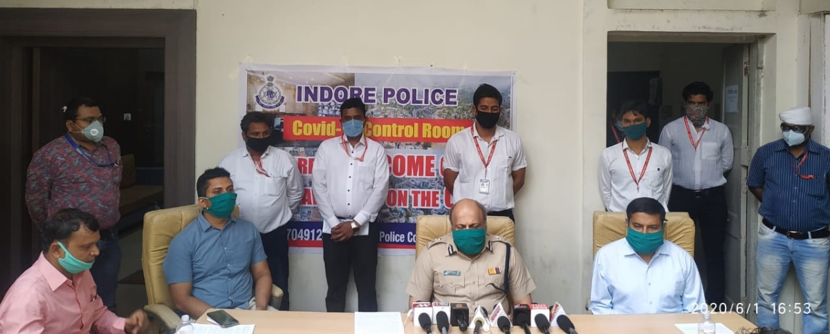 Indore: Six arrested with 35 firearms, Two accused to supply it to criminals after unlock 1