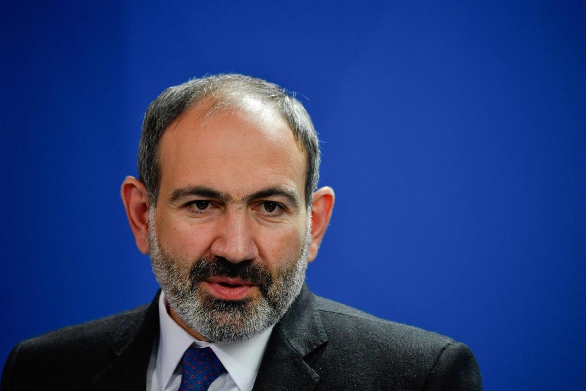 Armenia's Prime Minister and his family test positive for coronavirus