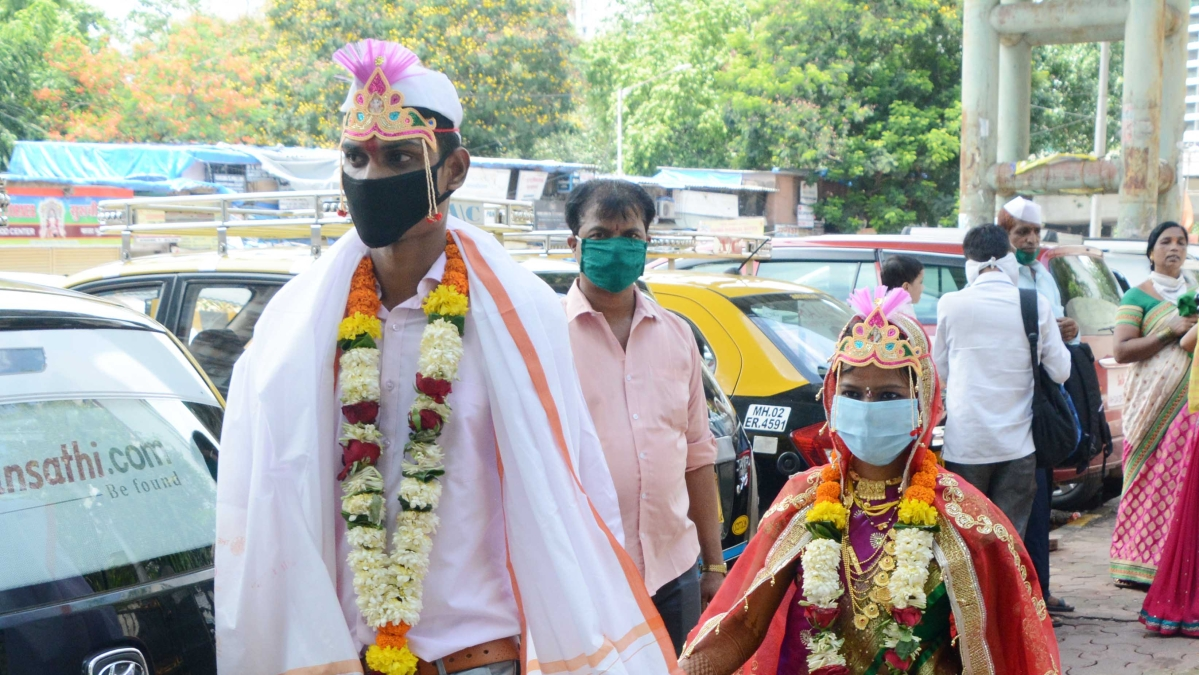 Marriages amid lockdown: Some ahead of time, some postponed