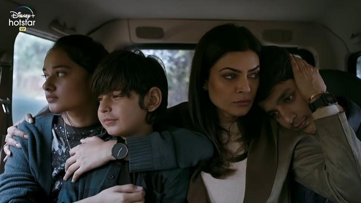 Sushmita Sen set to start shooting for 'Aarya' season two
