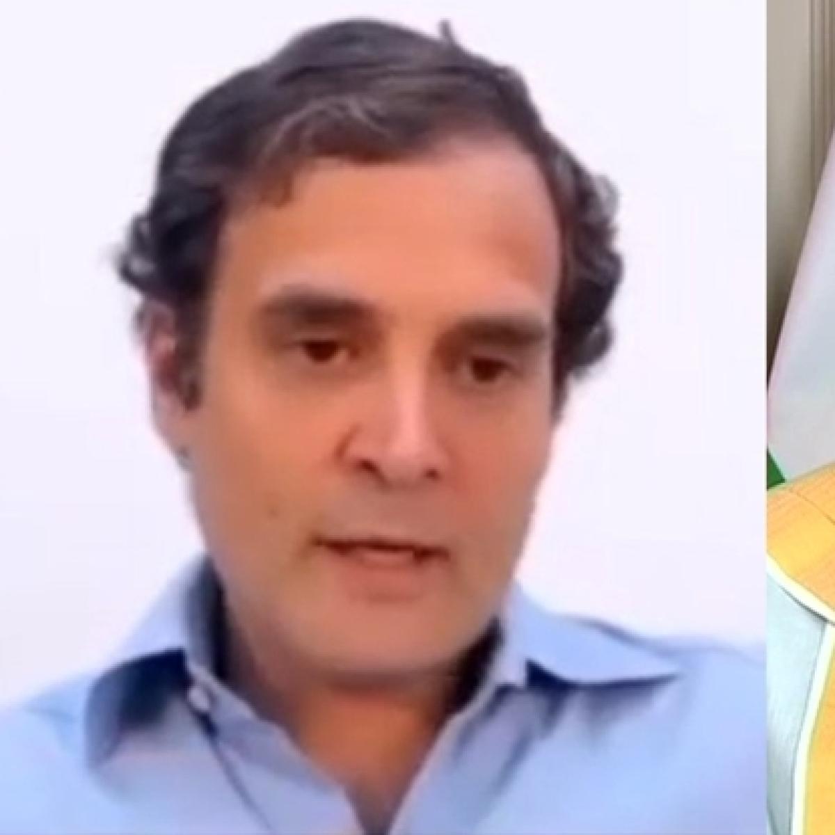 NaMo beard Vs RaGa hair - decoding PM Modi and Rahul Gandhi's quarantine look