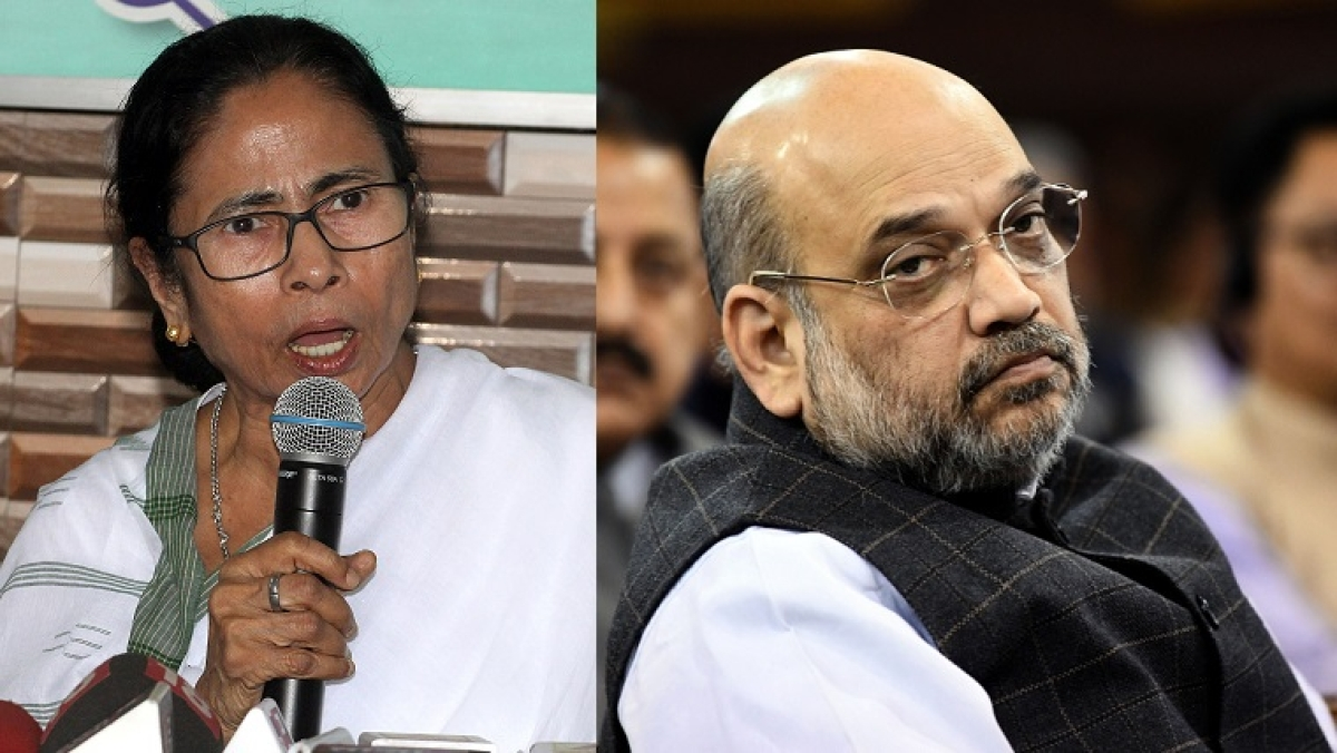 TMC castigates Amit Shah's remark on violence in Bengal, says it's 'scary that he's Home Minister'