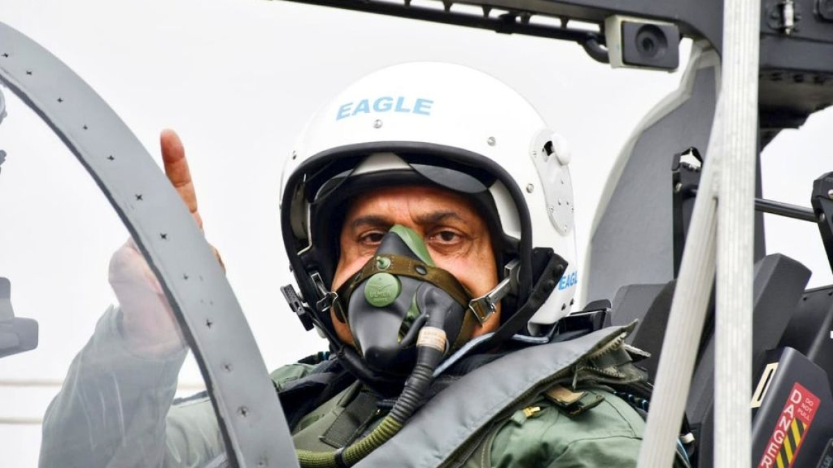 India-China face-off at Galwan Valley: IAF Chief says Air Force is determined to deliver, gear up for any contingency