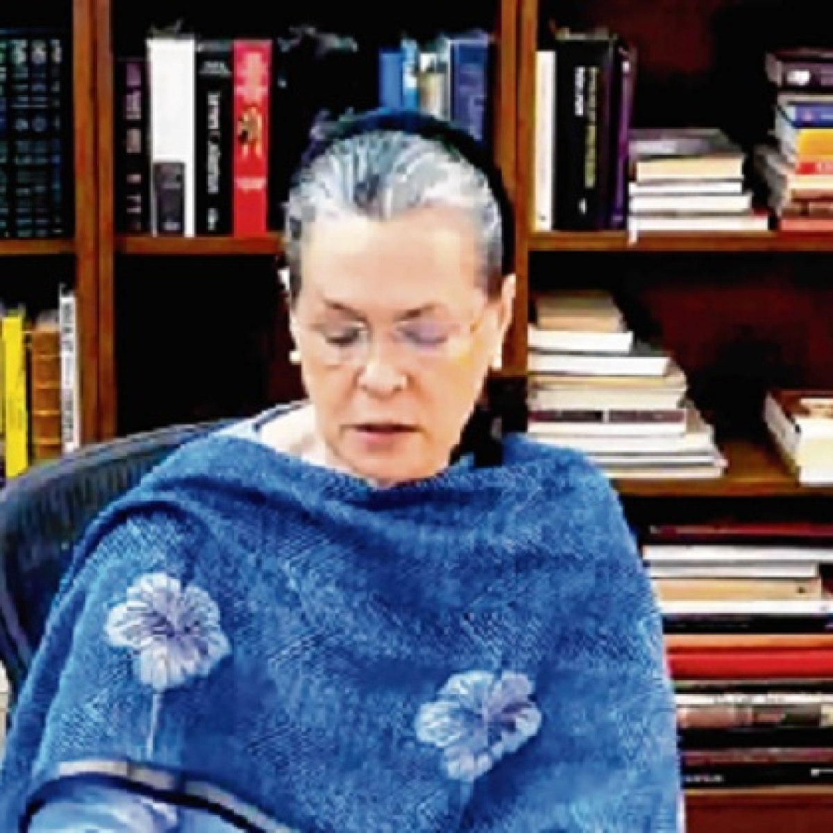 Listen to student voices, act as per their wishes: Sonia Gandhi to govt on NEET, JEE