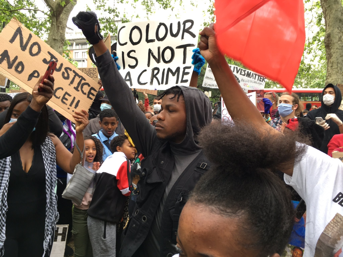 John Boyega feels he will lose Hollywood career for backing Black Lives Matter