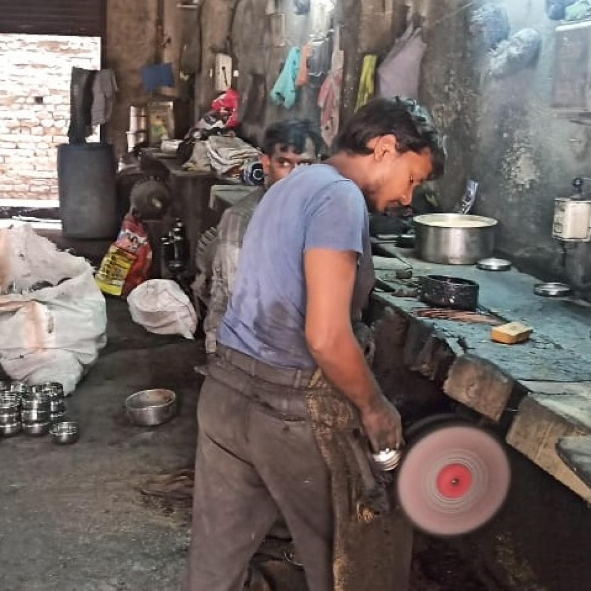 Migrant Exodus amid COVID-19: Lack of workforce hits steel industry in Maharashtra's Bhayandar