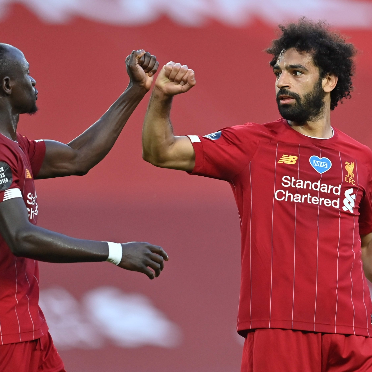From Mohamed Salah to Virgil van Dijk: Full list of goals scored by every Liverpool player in their title winning season
