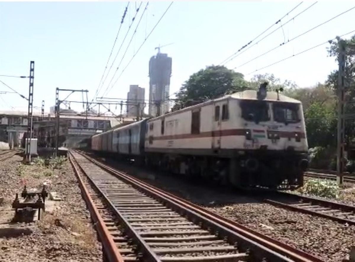 Running of Parcel Trains extended upto June 30