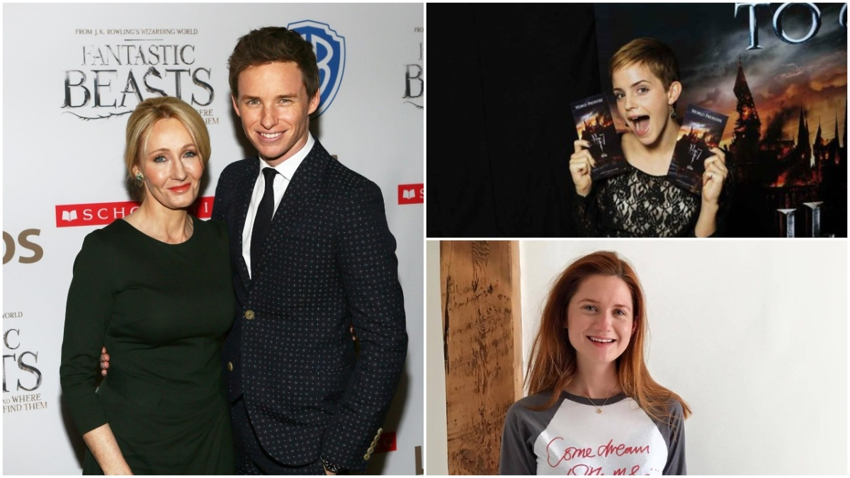 After Daniel Radcliffe and Katie Leung, Emma Watson, Eddie Redmayne and Bonnie Wright defend trans people