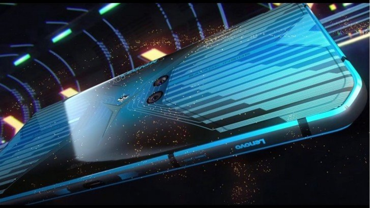 Lenovo Legion gaming phone to arrive in July