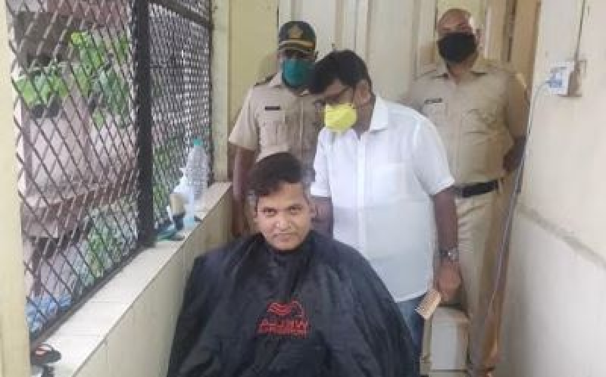 Mumbai: Santosh Borhade has worked at a steady clip throughout the lockdown, for free