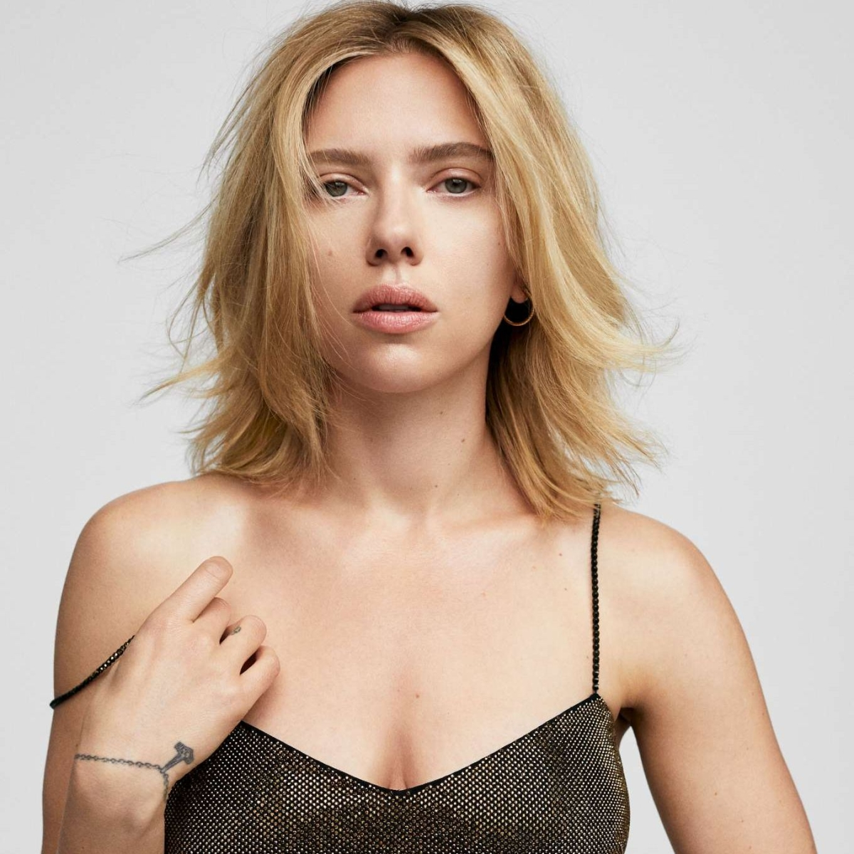 Scarlett Johansson: Pressure to be thin is getting worse