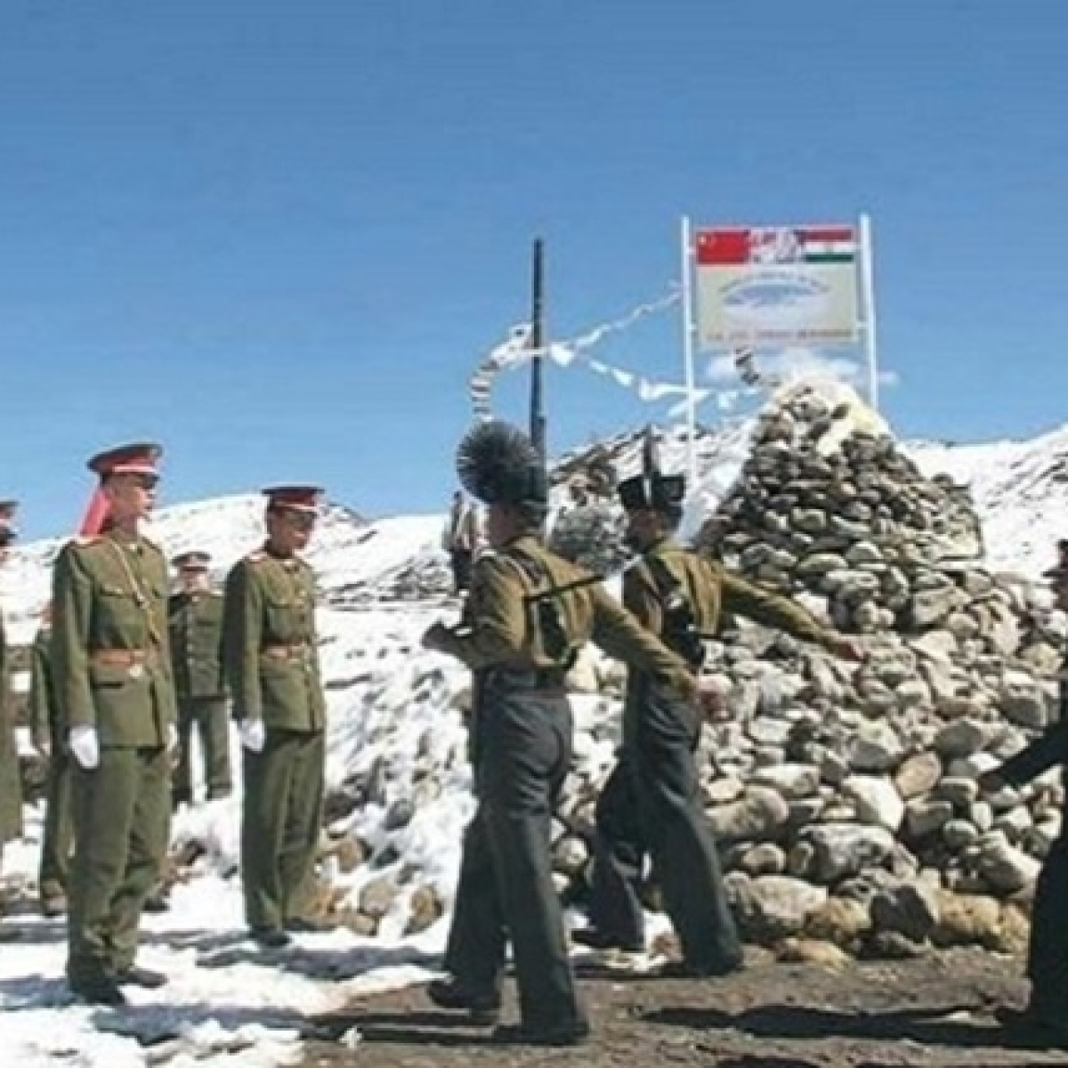 India, China working upon to resolve standoff in Ladakh region