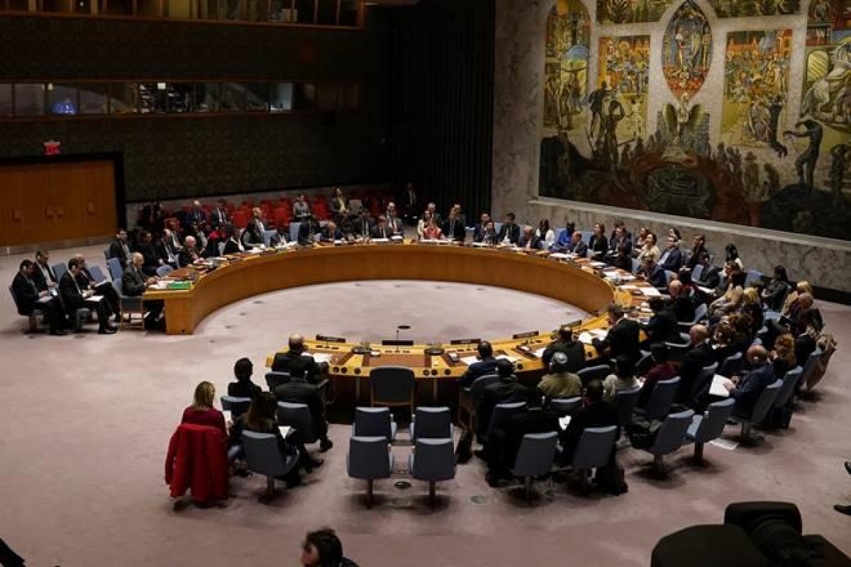 India elected unopposed as  non-permanent member of UN Security Council