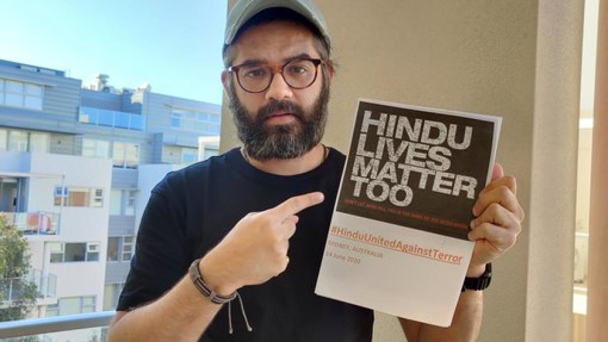 #HinduUnitedAgainstTerror: Kapil Mishra launches 'global campaign' for Kashmiri Pandit Ajay Pandita