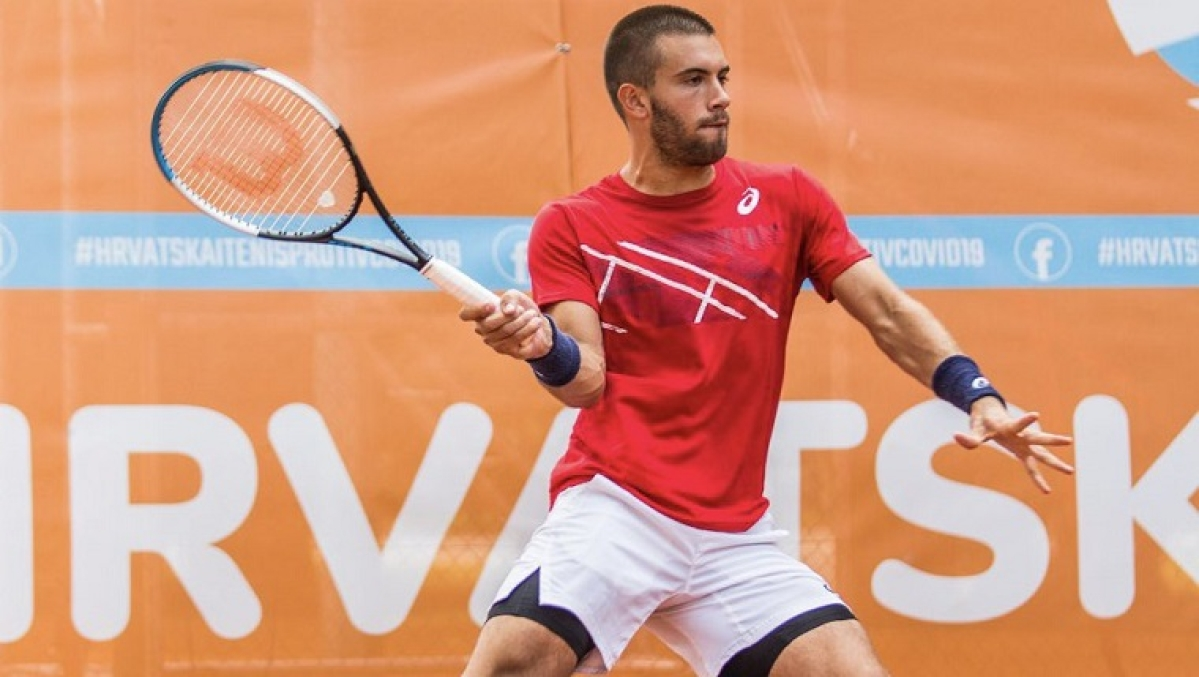 After Grigor Dimitrov, Croatian tennis player Borna Coric tests positive for COVID-19