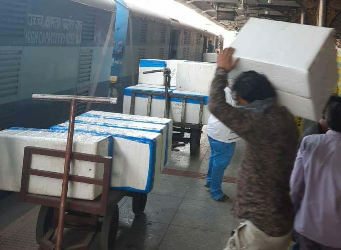 Western Railway to run five more parcel special trains with 82 trips