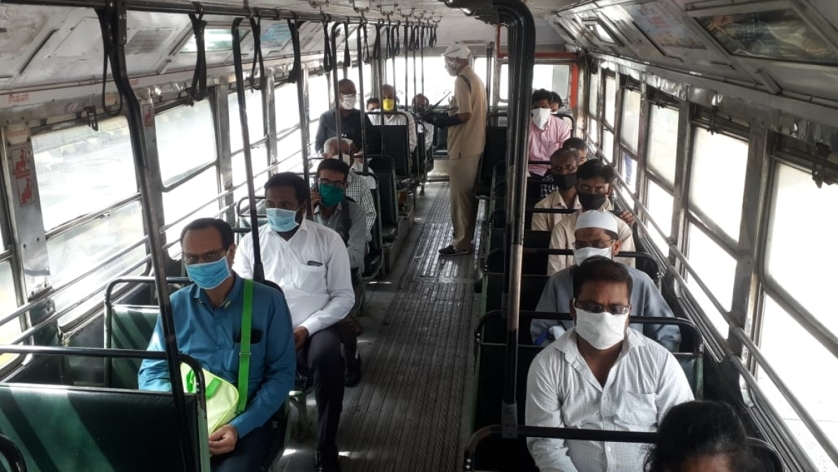 Coronavirus in Mumbai: BEST drivers, conductors to face the music for overcrowding in buses