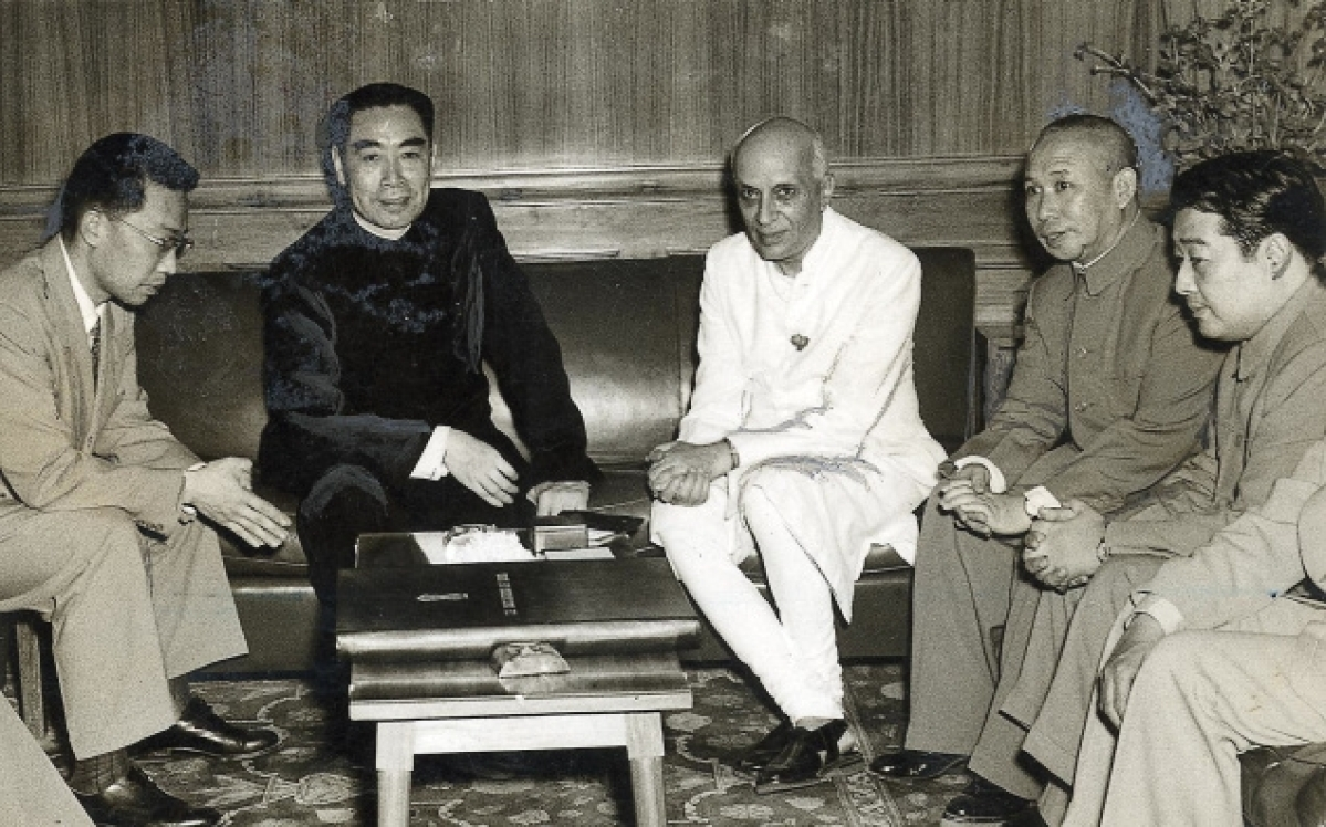 India's appeasement of China began with Jawahralal Nehru