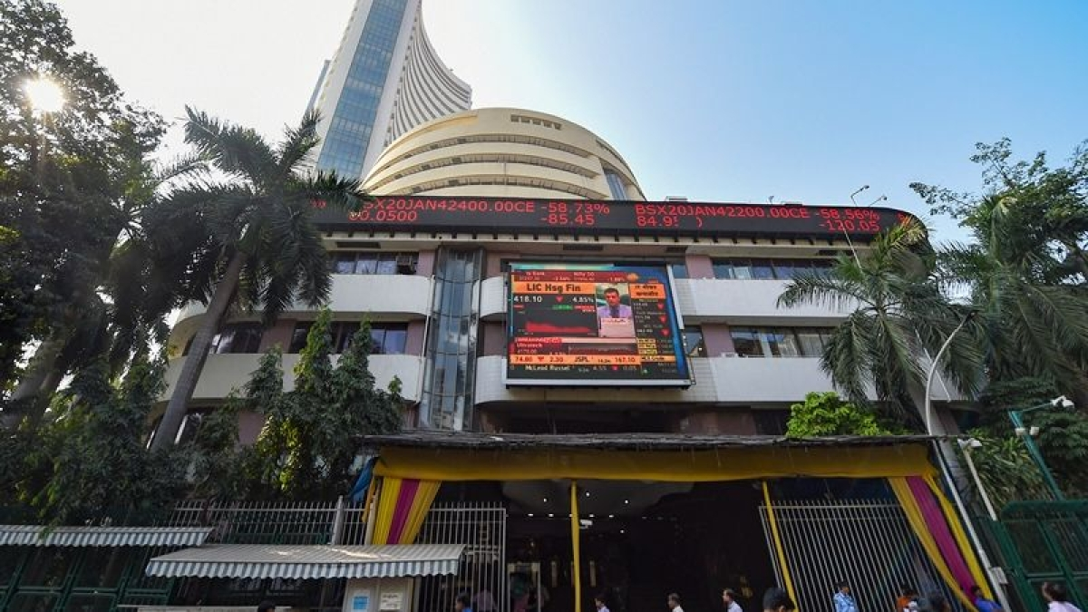 Market update: Sensex tumbles over 300 pts in opening session; Nifty drops below 9,900