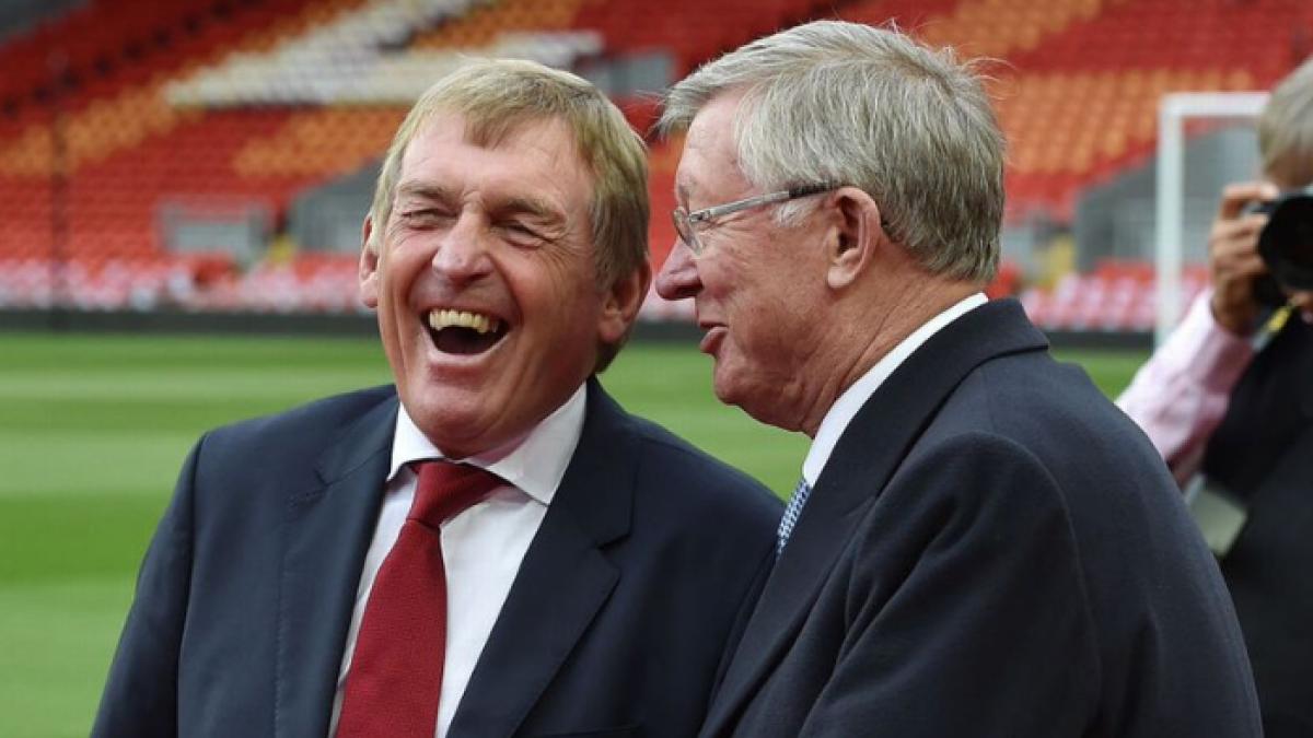 Ferguson contacted us to say congratulations: Liverpool legend Kenny Dalglish