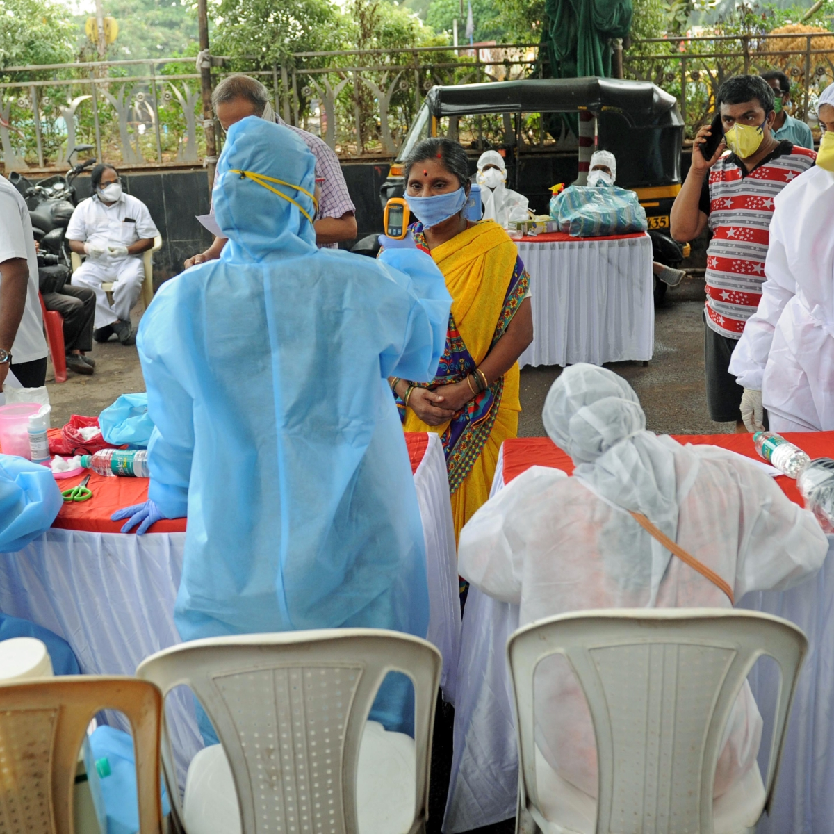 Coronavirus in Mumbai: Dharavi adds 1,400 COVID-19 cases in May